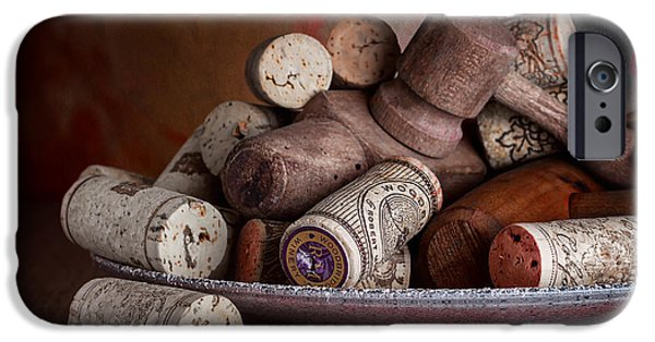 Served - Wine Taps And Corks IPhone 6s Case by Tom Mc Nemar