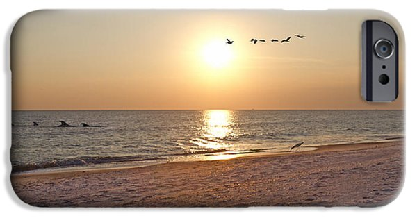 Shackleford Banks Sunset IPhone 6s Case by Betsy Knapp