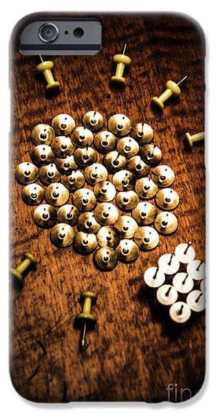 Sharp Business Idea IPhone Case by Jorgo Photography - Wall Art Gallery