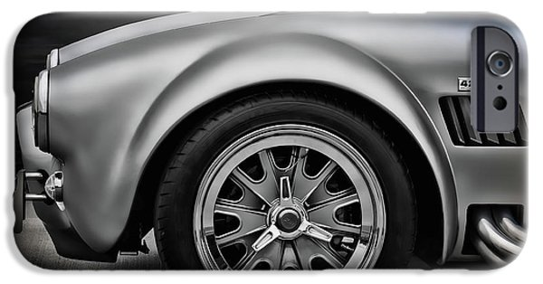 Shelby Cobra Gt IPhone Case by Douglas Pittman