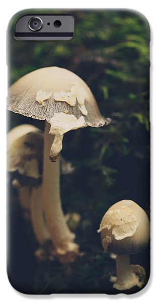 Shroom Family IPhone 6s Case by Shane Holsclaw