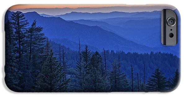 Sierra Fire IPhone 6s Case by Rick Berk