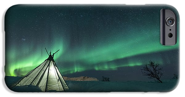 Sikka IPhone Case by Tor-Ivar Naess