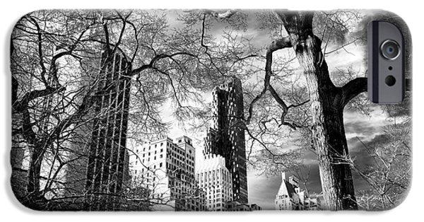 Skyscraper View IPhone 6s Case by John Rizzuto
