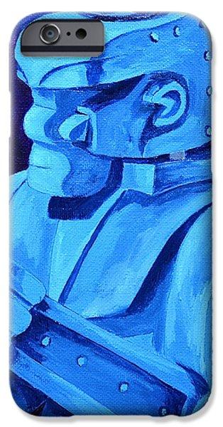 Sock Em IPhone Case by Herschel Fall