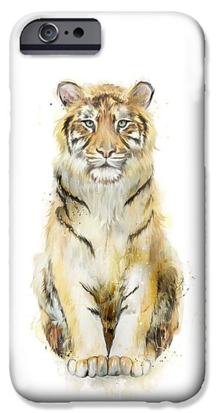Sound IPhone 6s Case by Amy Hamilton