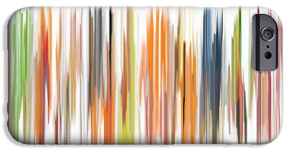 Spectrum IPhone Case by Art Spectrum