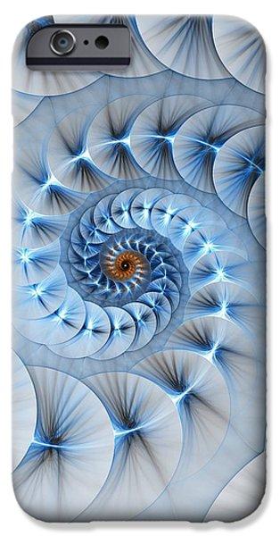 Spiral Staircase IPhone Case by Anastasiya Malakhova