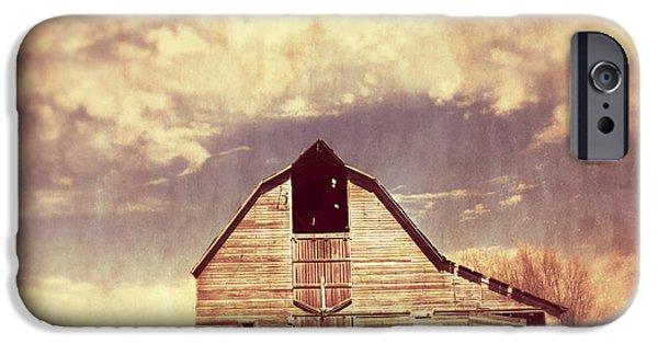 Spring In Kansas  IPhone Case by Julie Hamilton