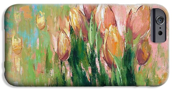 Spring In Unison IPhone 6s Case by Anastasija Kraineva