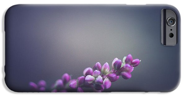 Spring Lights  IPhone Case by Shane Holsclaw