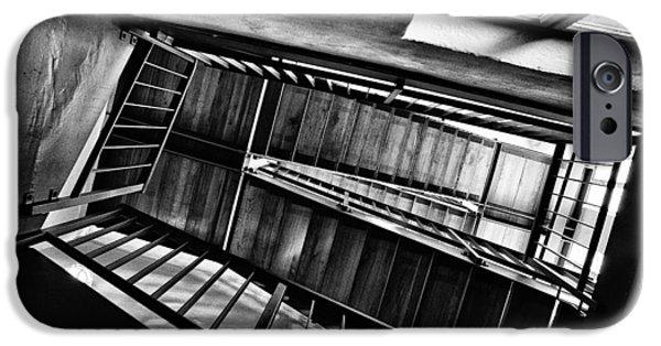 Staircase IPhone Case by Nailia Schwarz