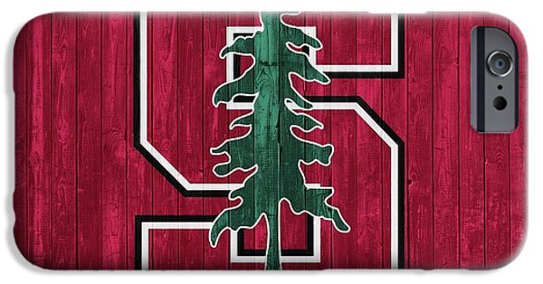 Stanford Barn Door IPhone 6s Case by Dan Sproul