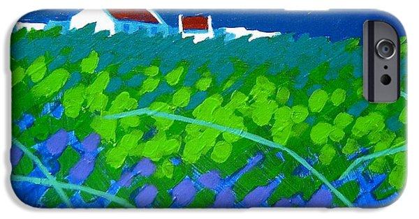 Starry Night In Wicklow IPhone Case by John  Nolan