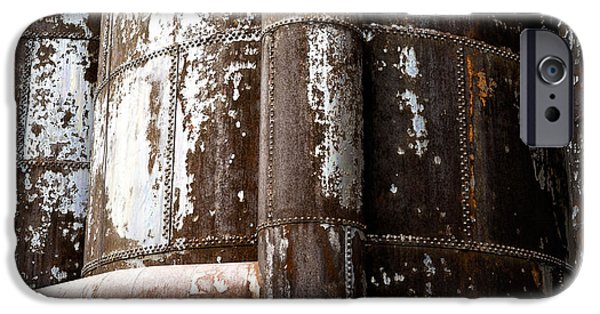 Steel Mill Up Close IPhone 6s Case by John Rizzuto