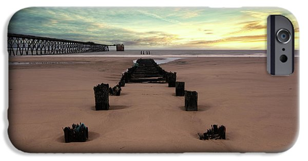 Steetly Pier IPhone Case by Stephen Smith