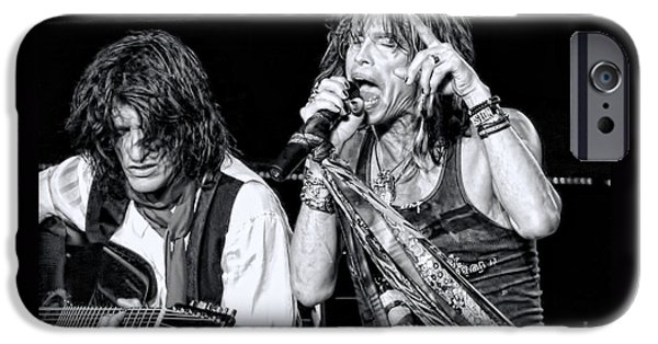 Steven Tyler Croons IPhone 6s Case by Traci Cottingham