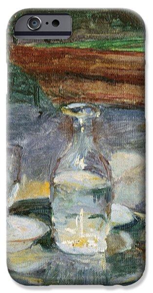 Still Life, Billiard, 1882 IPhone Case by Henri de Toulouse-Lautrec