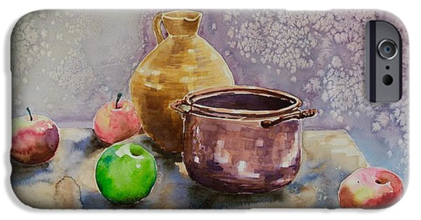Still Life I IPhone Case by Natasha Junmanee