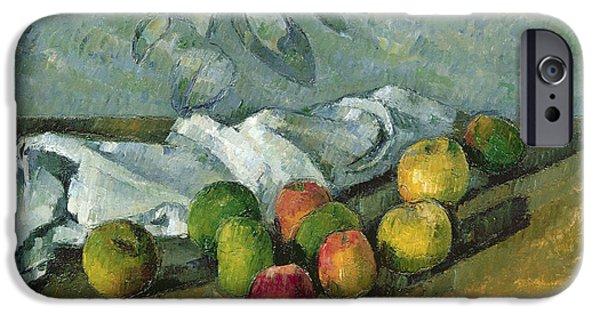 Still Life IPhone Case by Paul Cezanne