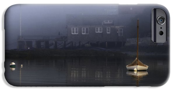 Still Of Morning  IPhone Case by Thomas Schoeller