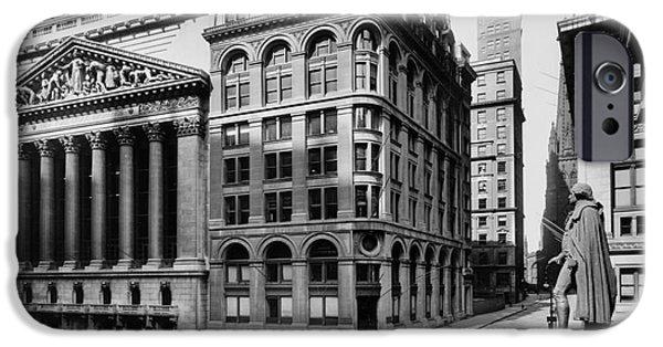 Stock Exchange, C1908 IPhone Case by Granger