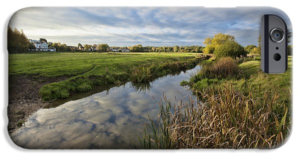 Sudbury River IPhone Case by Ian Merton