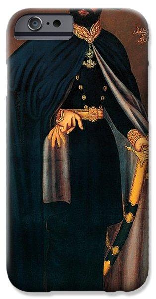 Sultan Mahmud II IPhone Case by Mountain Dreams
