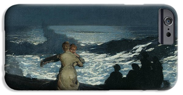Summer Night IPhone 6s Case by Winslow Homer