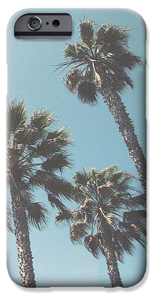 Summer Sky- By Linda Woods IPhone Case by Linda Woods