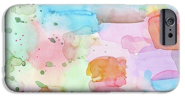 Summer Wonder- Art By Linda Woods IPhone Case by Linda Woods