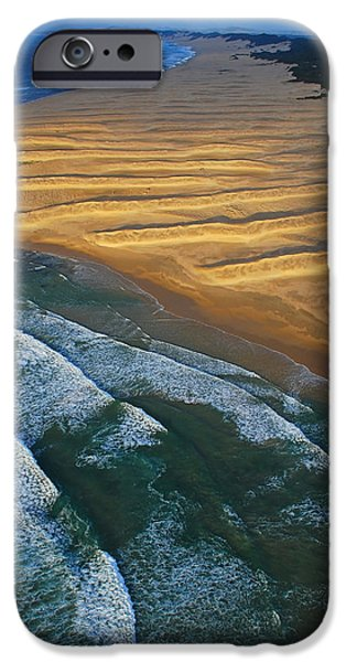 Sun Rise Coast  IPhone Case by Skip Hunt