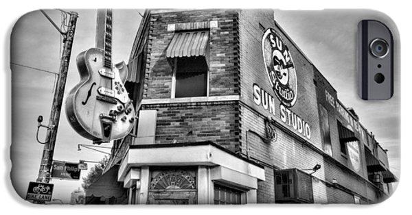 Sun Studio - Memphis #2 IPhone 6s Case by Stephen Stookey