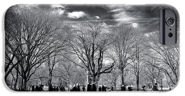 Sunday Morning On The Mall IPhone 6s Case by John Rizzuto