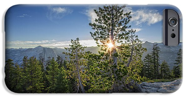 Sunrise On Sentinel Dome IPhone 6s Case by Rick Berk