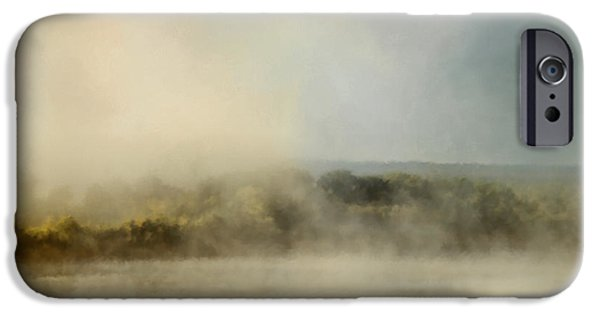 Sunrise Through The Fog IPhone Case by Jai Johnson