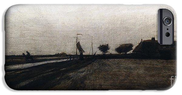 Sunrise IPhone Case by Vincent Van Gogh