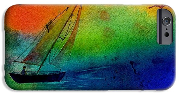 Sunset IPhone Case by Mike Grubb