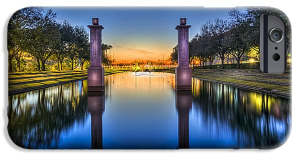 Sunset Reflection IPhone Case by Marvin Spates