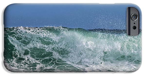 Surfing Out  IPhone Case by Stelios Kleanthous