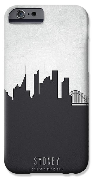 Sydney Australia Cityscape 19 IPhone 6s Case by Aged Pixel