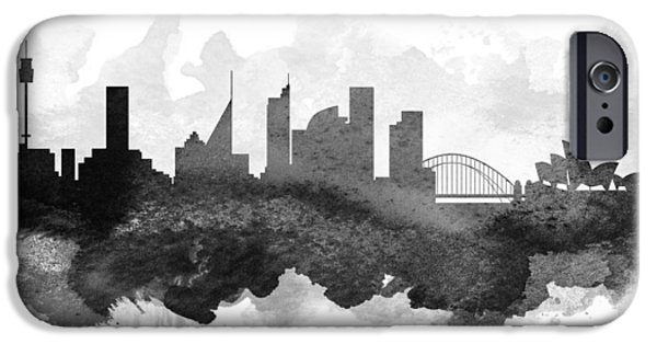 Sydney Cityscape 11 IPhone 6s Case by Aged Pixel