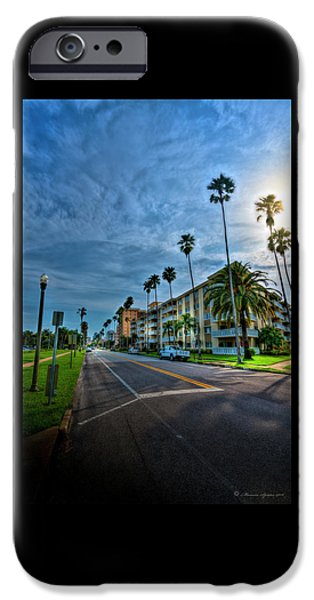 Tall Palms IPhone Case by Marvin Spates