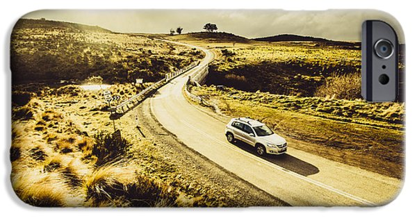 Tasmania Travellers IPhone Case by Jorgo Photography - Wall Art Gallery