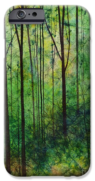 Terra Verde IPhone Case by Hailey E Herrera