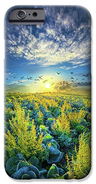 That Voices Never Shared IPhone 6s Case by Phil Koch