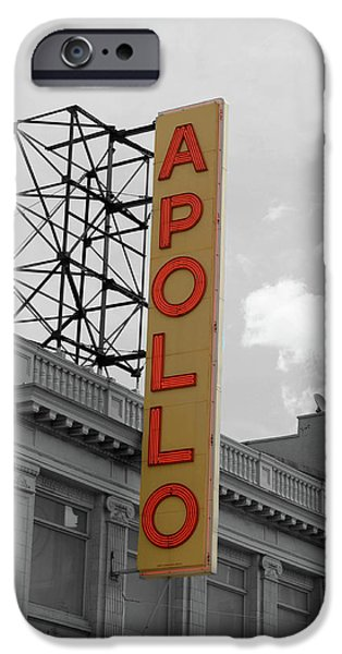 The Apollo In Harlem IPhone 6s Case by Danny Thomas