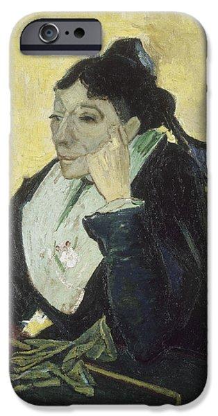 The Arlesienne IPhone Case by Vincent van Gogh