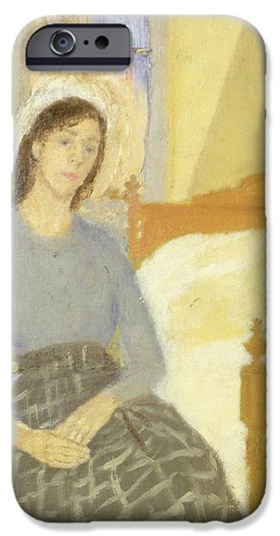 The Artist In Her Room In Paris IPhone Case by Gwen John