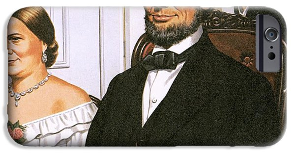 The Assassination Of Abraham Lincoln IPhone Case by John Keay